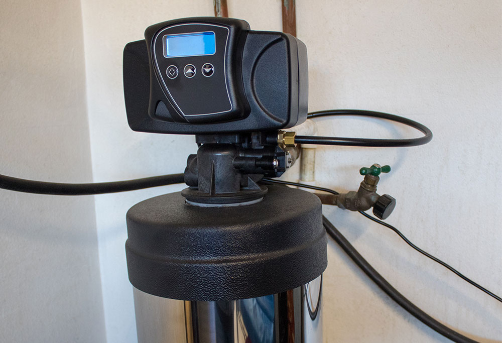 Water Softener Working